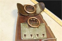 COLLECTION BOARD OF BULL RINGS, BULL LEADS,