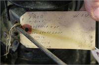 """17"""" R.R. SIGNAL LANTERN (ELECTRIFIED) (PRR)"""