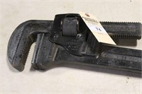 """48"""" TRIMO PIPE WRENCH (W/  WELD)"""
