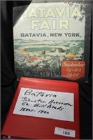 BINDER OF BATAVIA JOHNSTON HARVESTER CO.