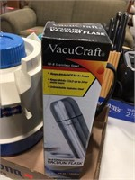 Vacuum flask, Thermos pitcher & water jug