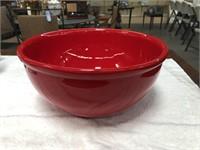 Gaetano pottery mixing bowl