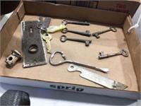 Keys & bottle openers