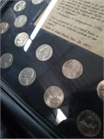 Thomas Jefferson nickel collection