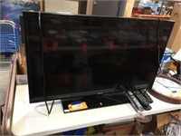2105 Samsung 39 inch television receiving