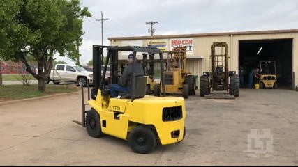 HYSTER H50XL For Sale in Duncan, Oklahoma