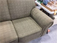 2 cushion love seat 68 inches long