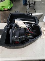 Craftsman chainsaw with case