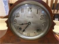 Ingraham eight day clock 20x4x10