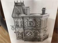 "Dickens Village Series ""Thomas Mudge Timepieces"""