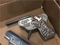 Cap guns & related
