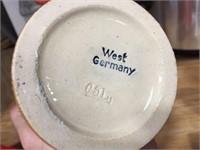 German stein 0.5L