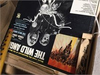 Vinyl records & instruments
