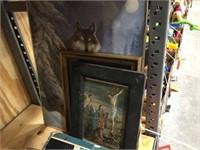 Framed decorator pictures