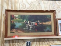 Framed decorator 52x28