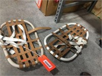 Snow shoes 18 inches long