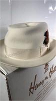 Henry the Hatter Men's Selentino Felt Hat size 7