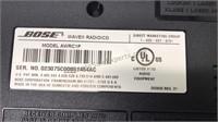 Bose AWRC1P Wave Radio w/Cd & Remote