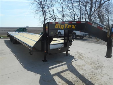 BIG TEX Flatbed Trailers For Sale - 74 Listings | TruckPaper