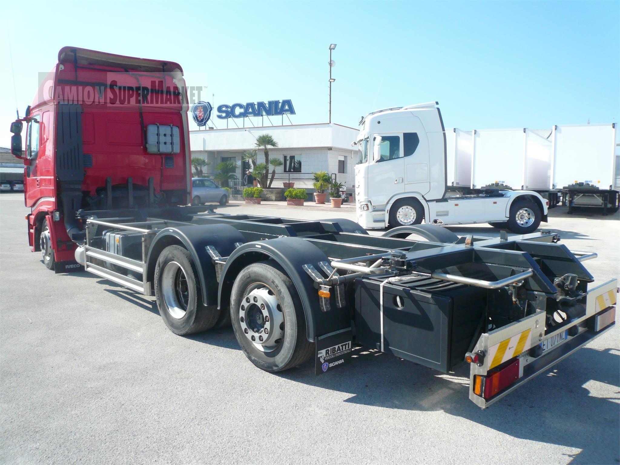 Iveco STRALIS 500 Uzywany 2007 Puglia