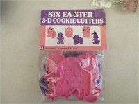 Cookie Cutters, Happy Meal Toys, Peanuts,