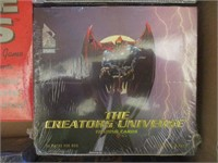 Creators Universe and Battle Cards