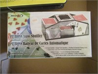 Auto-Shuffler, Steppe Game, Pit Cards