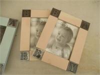 Framed Photos, Art, Picture Frames