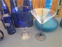 Bottles, Cups, Vases, Candle Holder