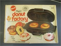 Donut Factory, SuperThaw, Grills