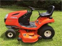 Kubota Lawn Tractor & Walker Zero Turn