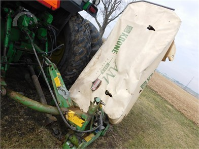 KRONE Disc Mowers Auction Results - 41 Listings