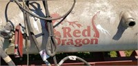 Red Dragon Row Crop Flamer 5 Foot