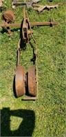 Antique Farm tool Implement
