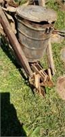 Antique Horse Drawn Seeder Planter