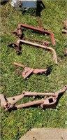 Farm tool Lot of Misc. Parts and More