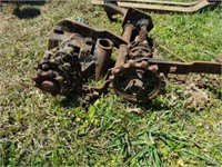 Vintage Farm Tractor Tool lot of Misc. Items