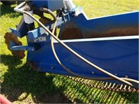 D 10M Potato Picker Pull Behind Implement