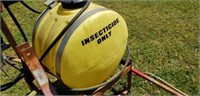 Insecticide only sprayer 25 Gallon Implement
