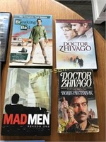 A Variety of DVD Movies