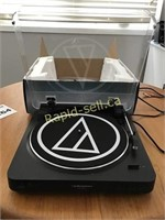 Audio Technica AT LP60BK-USB Turntable