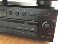 Sony Receiver STR-DB1070 &