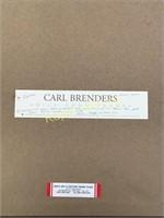 Carl Brenders Lone Wolf Print