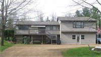 Spacious 4 Bd, 3 Bath Home with Private Pond Online Auction