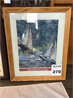 Yachting Themed Collectibles