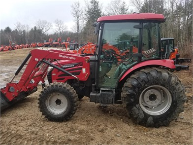 MAHINDRA Farm Equipment For Sale In Maine - 1 Listings