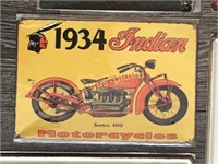 New (Old Style) Motorcycle Signs