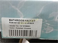 Two Brand New Bathroom Faucets