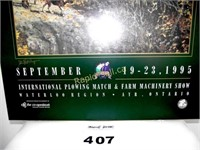 Large International Plowing Match Advertiser