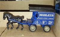 Vintage Metal Toy Vehicles